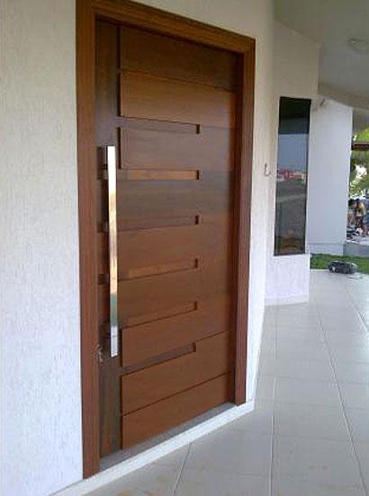 Montana portas decorativas for Portas de apartamentos modernas